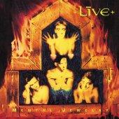 Live - Mental Jewelry LP