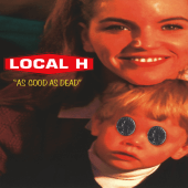 Local H - As Good As Dead 2XLP