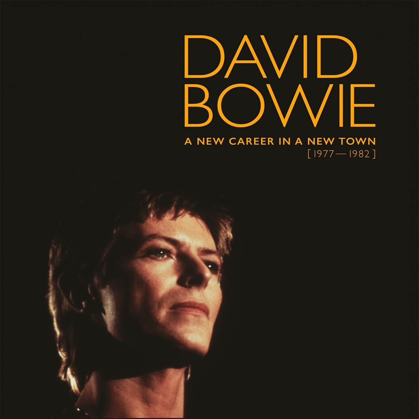 David Bowie - A New Career In A New Town (1977-1982) 13XLP
