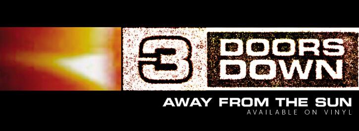 3 Doors Down Vinyl