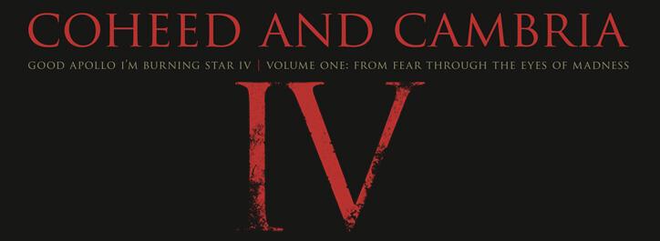 Coheed and Cambria Vinyl