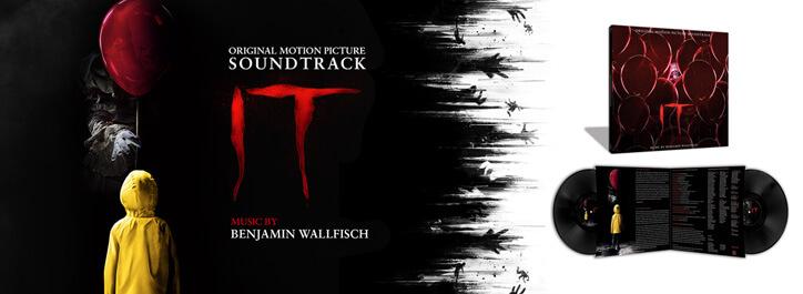 Benjamin Wallfisch - IT Vinyl