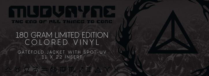 Mudvayne Vinyl