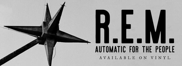 R.E.M. Vinyl
